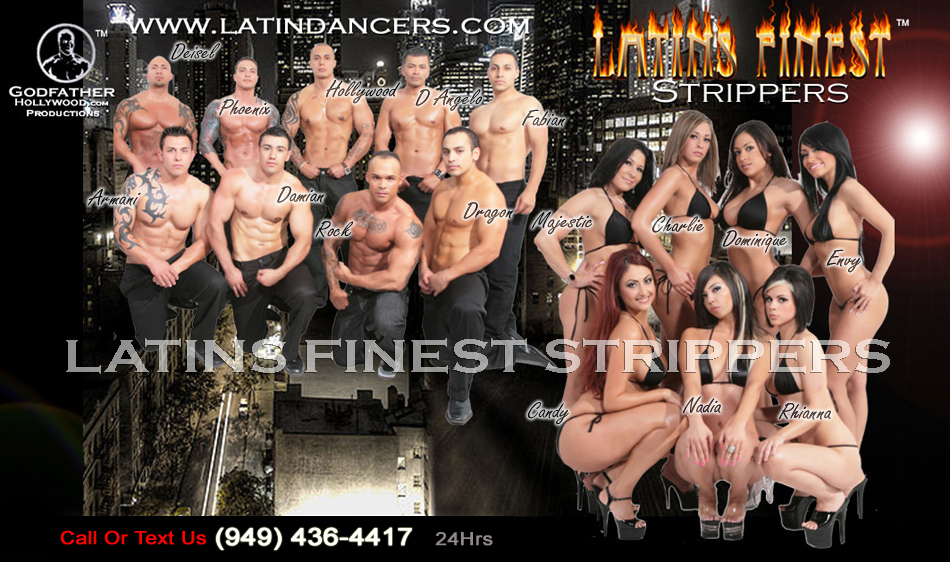 Strippers in Orange County